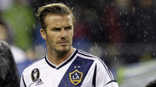 Best English Players in MLS History