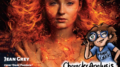 "Dark Phoenix Character Analysis: Jean Grey AKA ""the Not So Believable"" Phoenix"