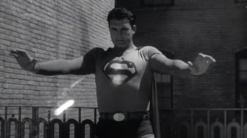 Superman's Ghost Haunts House