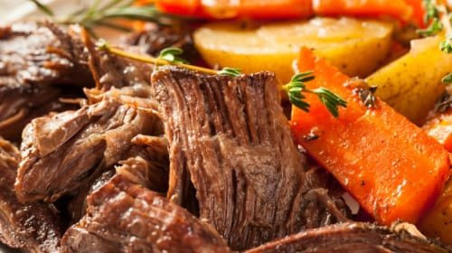 Must Try Slow Cooked Pot Roast Recipes