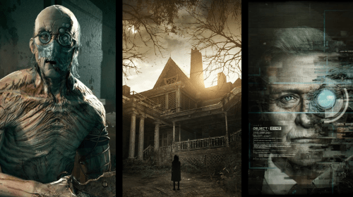 Top 10 Horror Games For the Halloween Season