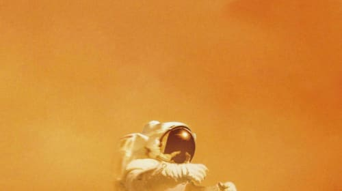 Andy Weir's The Martian Review