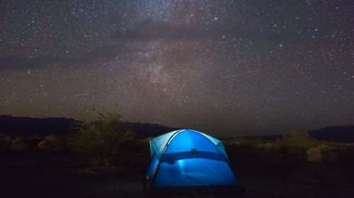 Summer Camping Guide for Beginners