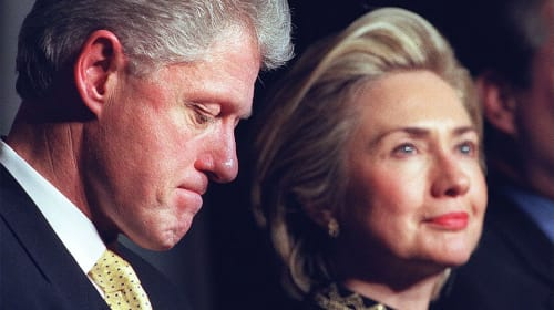 Infamous Bill Clinton Scandals