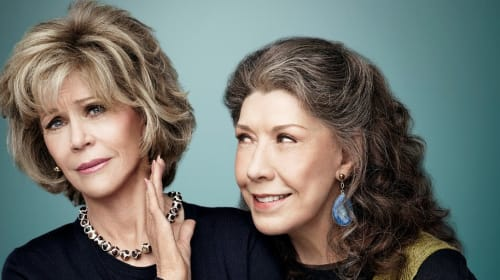 Why 'Grace and Frankie' Is the Best Comedy Show Out There at the Moment
