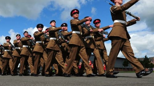 What It's Like to Be: A British Soldier
