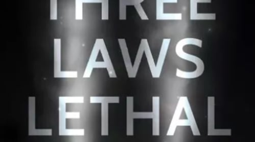 Review of David Walton's 'Three Laws Lethal'