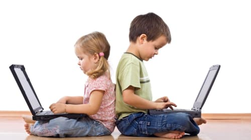Screen Time for Our Children: How Much Time Is Too Much?