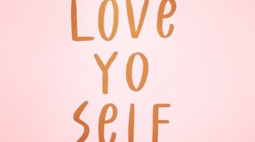 30 Days of Self-Love: Day 1