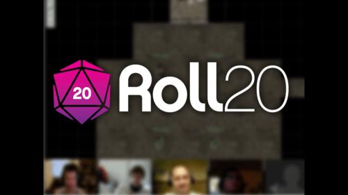 Roll(20)ing In
