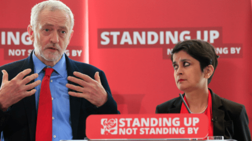 The Labour Anti-Semitism Row: Israeli Lobbying, Zionism Stepping Stones, and Abusing the Holocaust