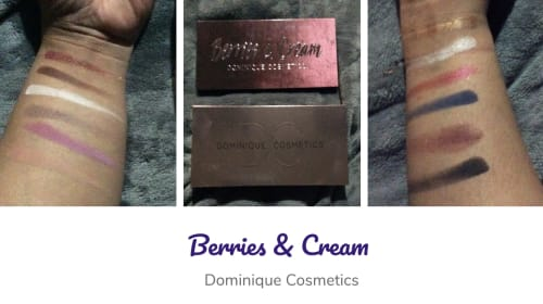 Berries and Cream by Dominique Cosmetics