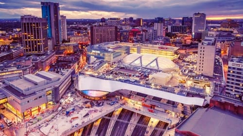 A Tour to the Trade City of Birmingham, UK