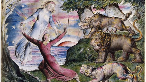 William Blake and Childhood Poverty