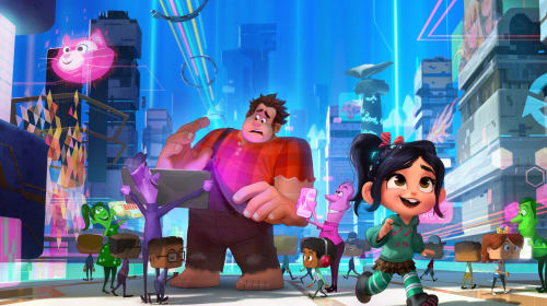 'Ralph Breaks the Internet'—A Movie Review