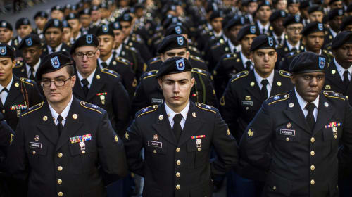 Why Military Veterans Have a Hard Time Getting a Job