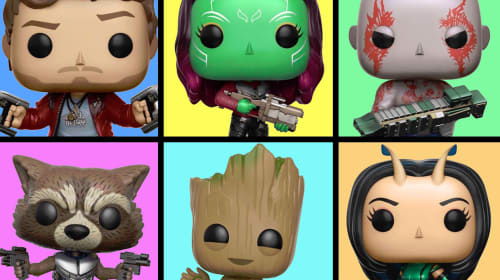 Best 'Guardians of the Galaxy Vol. 2' Funko Pop! Figures