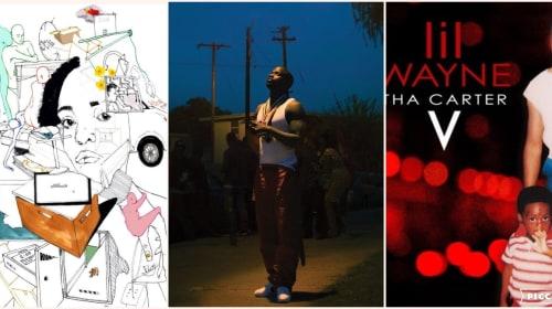Best Rap Albums of 2018