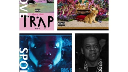 #OverloadMondays: New Releases From Big Boi, DJ Khaled, 2 Chainz and More