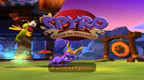 'Spyro 4'