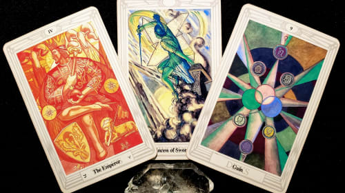 Mirror Dragon Tarot (Part 2)