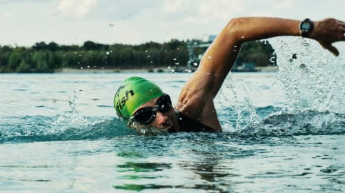Need a New Hobby? Try Swimming
