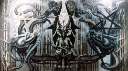 Best H.R. Giger Album Cover Art