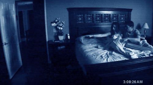 The Genius of 'Paranormal Activity'
