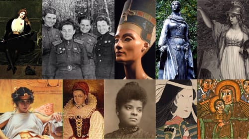 History's Baddest Bitches