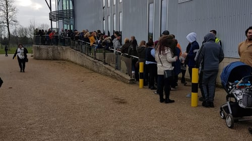Thousands Left Disappointed with 'Fortnite Live Norwich' Event