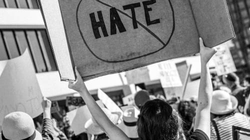 Let's Stop the Hate