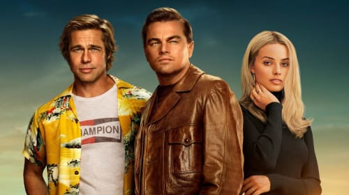 Looking at Tarantino's Fairytale 'Once Upon a Time in Hollywood'