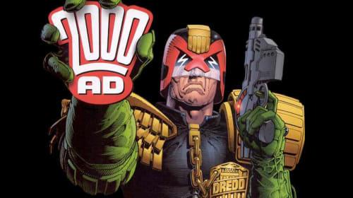 Top 10 Judge Dredd Stories