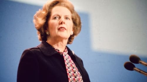 Margaret Thatcher's Girl Power: She Did It!