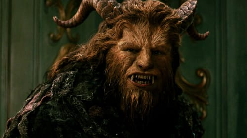 Check Out Hilarious Footage of Dan Stevens Without CGI In 'Beauty And The Beast'