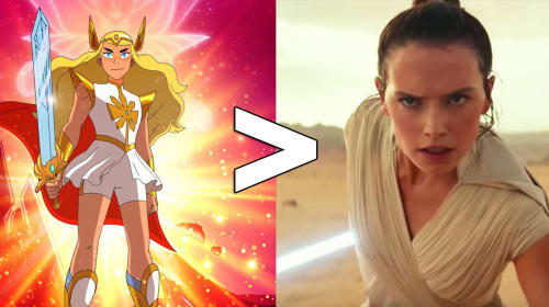She-Ra Is the Best New 'Star Wars'