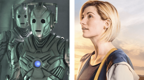 'Doctor Who' to Bring Back the Cybermen in a 'Darker and Scarier' Series 12 Next Year