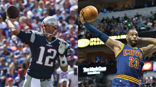 How LeBron James and the Cleveland Cavaliers Can Take a Cue from Tom Brady and the New England Patriots