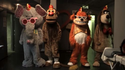 'The Banana Splits Movie' Movie Review