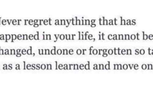 My Biggest Mistakes