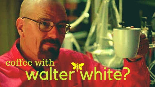 A Visit to Walter's Coffee in Istanbul, the World's First Breaking Bad-themed Cafe