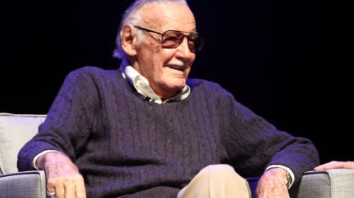 Stan Lee Accused of Sexual Harassment