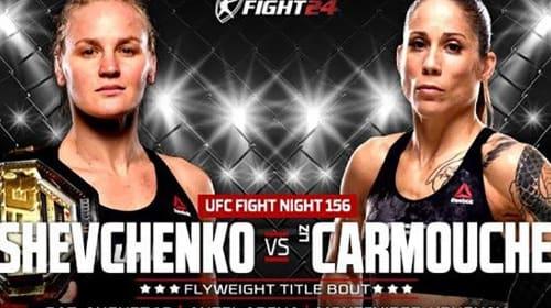 UFC on ESPN+ 14 (AKA UFC Fight Night 156)