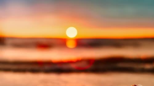Stress-Free Sunrise