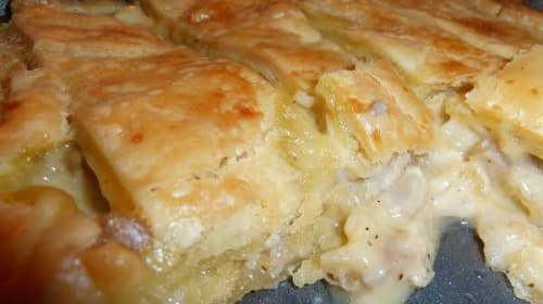 Simply Samantha: Homemade Chicken Pie