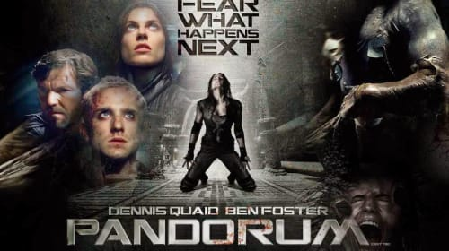 'Pandorum' Will Leave You Guessing Until the End in 2009 Science Fiction Thriller