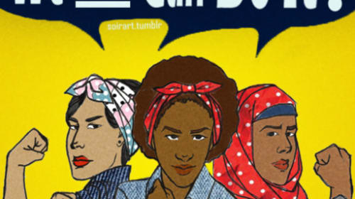 Why Feminism Is Still Important to Me in 2018