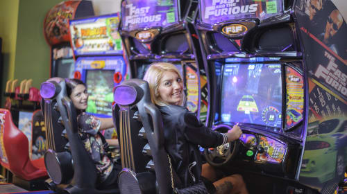 What Are Charity Arcades?