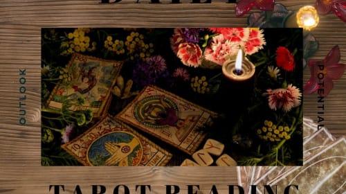 Daily Tarot Reading 08182019