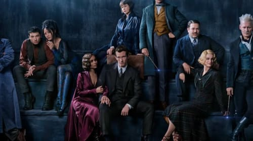 'Fantastic Beasts 2' Gets A New Title, Synopsis And Cast Photo